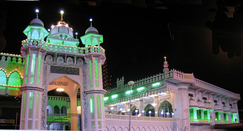 Masjid Ghareeb Nawaz - Wikipedia, the free encyclopedia
