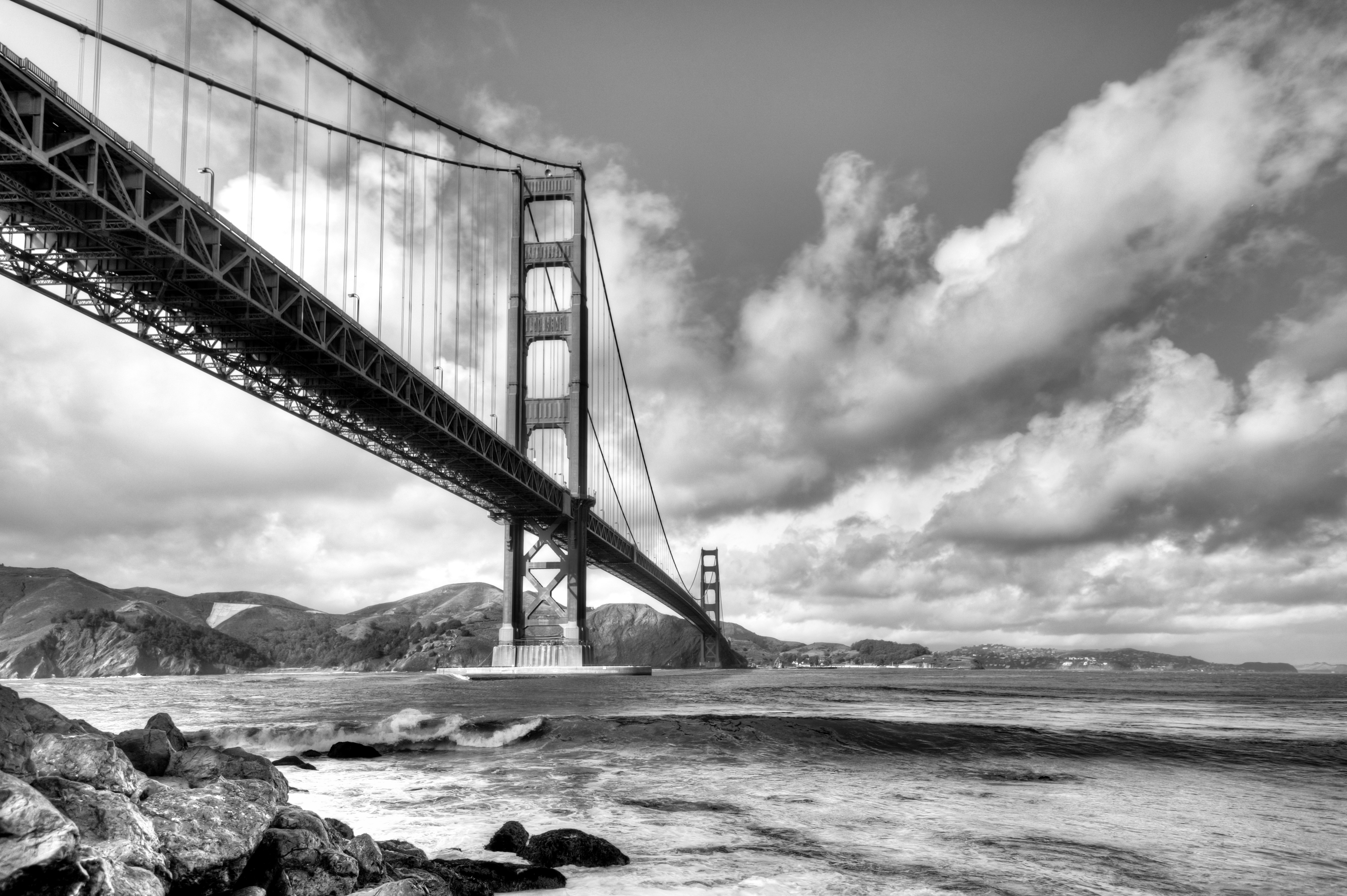 goldens bridge black singles On this date in 1937, san francisco's golden gate bridge opened to the public here are a few things you might not have known about the oft-photographed structure in 1920, o'shaughnessy.