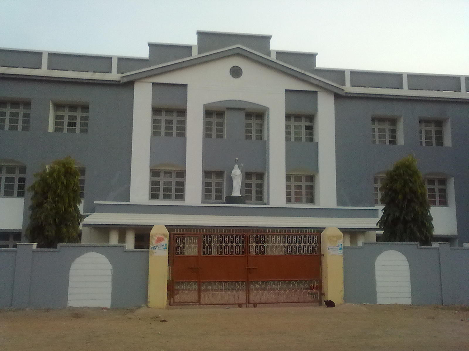 Good Shepherd Convent school, Shahdol, Madhya Pradesh (1985).jpg