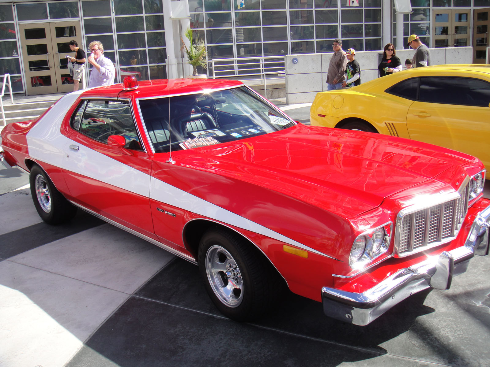 Starsky And Hutch Car For Sale Uk