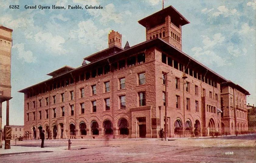 Pueblo Opera House Wikipedia