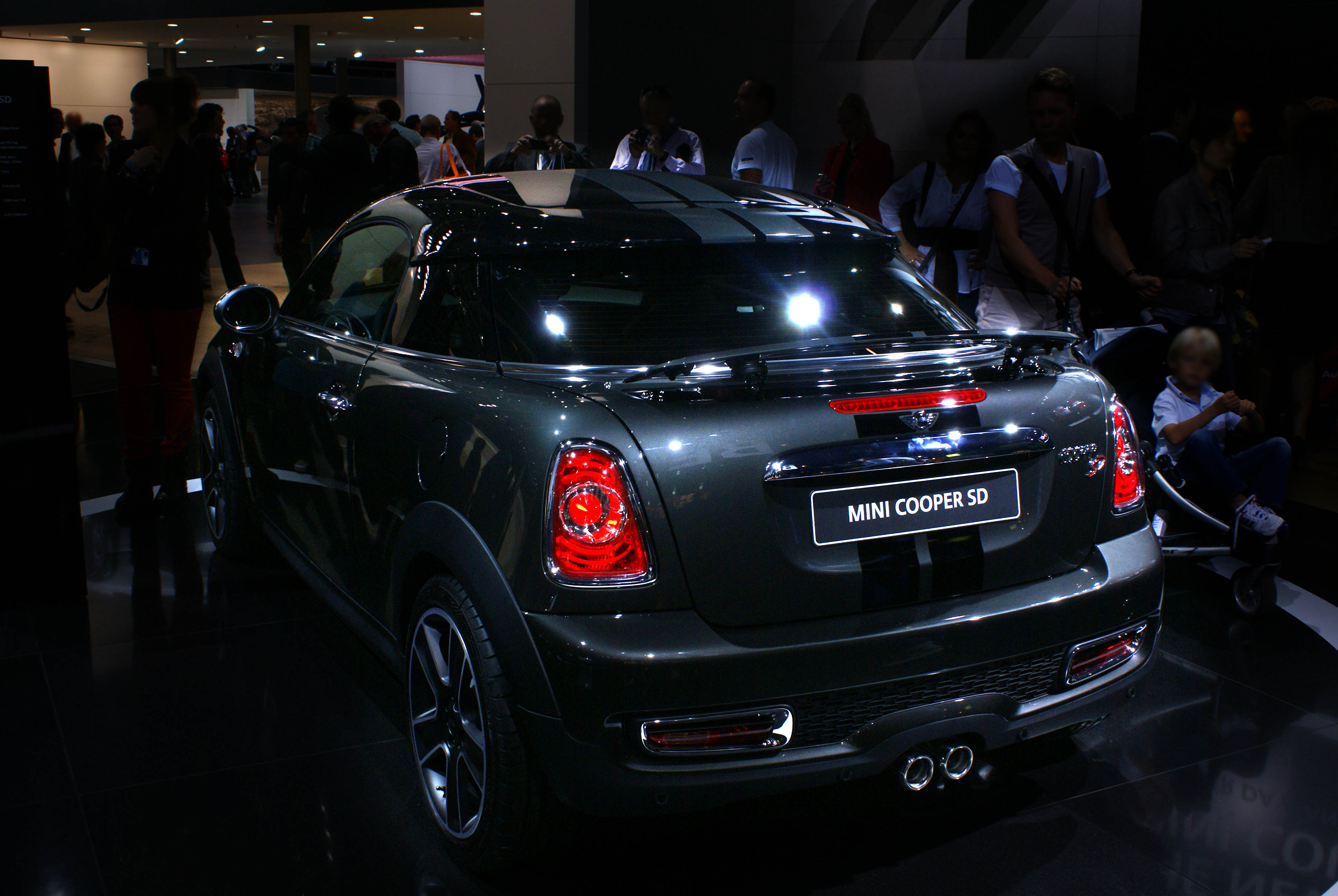 2011 mini cooper sd coup related infomation. Black Bedroom Furniture Sets. Home Design Ideas