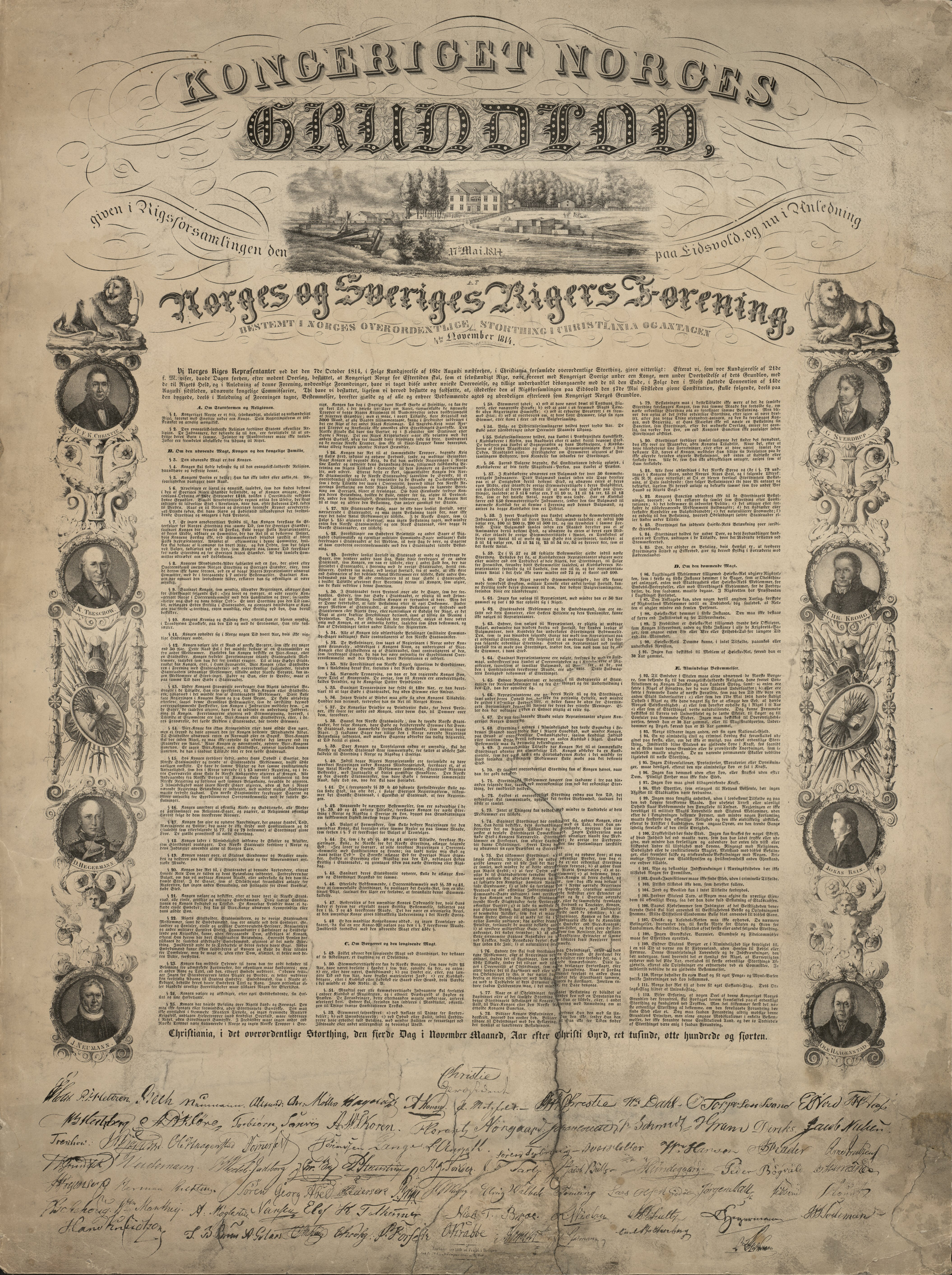 the importance of the constitution to a country Defines the constitution as the supreme law of the united states article vii - signatures amendments the first 10 amendments comprise the bill of rights  the importance of the preamble to the us constitution what the us constitution article 1, section 9 restricts.