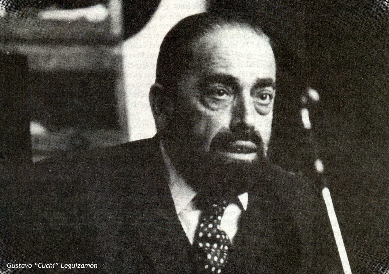 "Gustavo ""Cuchi"" Leguizamón - Wikipedia, la enciclopedia libre"