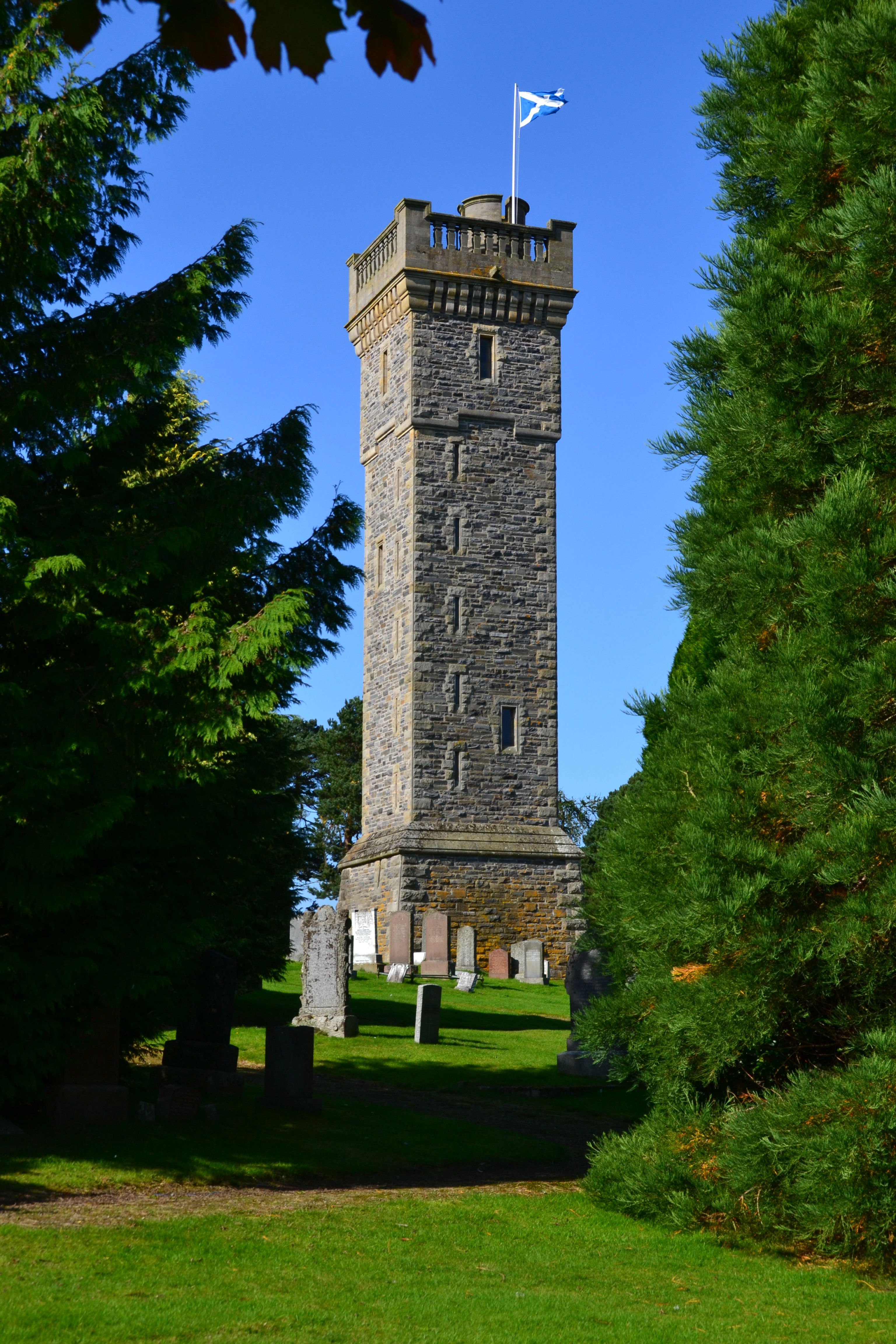General Hector MacDonald memorial, Dingwall