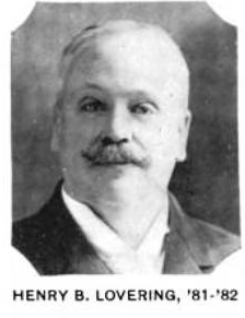Henry B. Lovering American politician