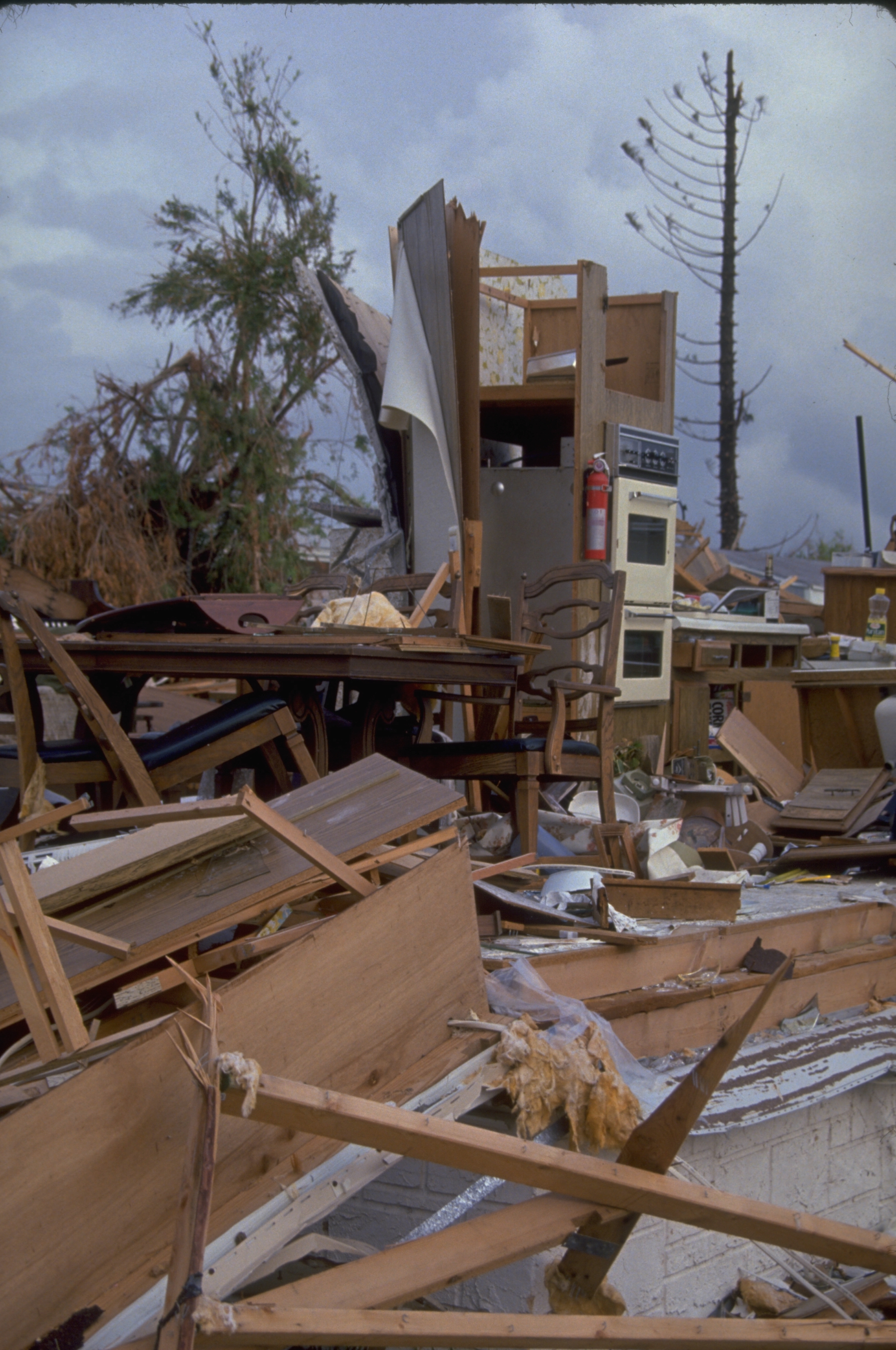an analysis of hurricane andrew Hurricane andrew and the housing crisis by pre-andrew analysis of south florida housing hurricane damage and destruction to housing homestead, florida city.