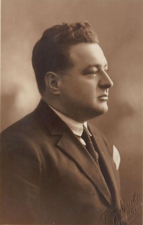 Igo Gruden gruden 1928