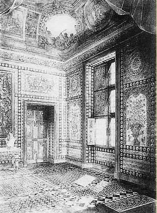 Impression of the Chambre de Diane within the Trianon de Porcelaine (1671-1687).jpg