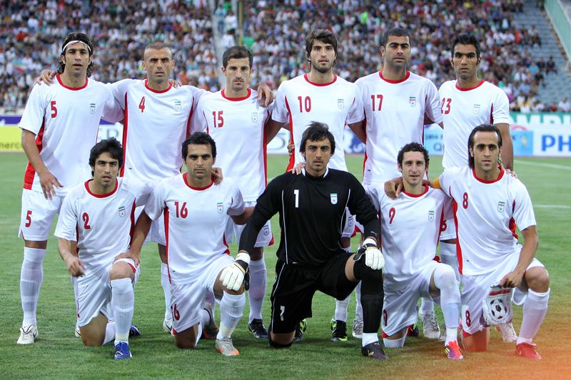 Association football in Iran