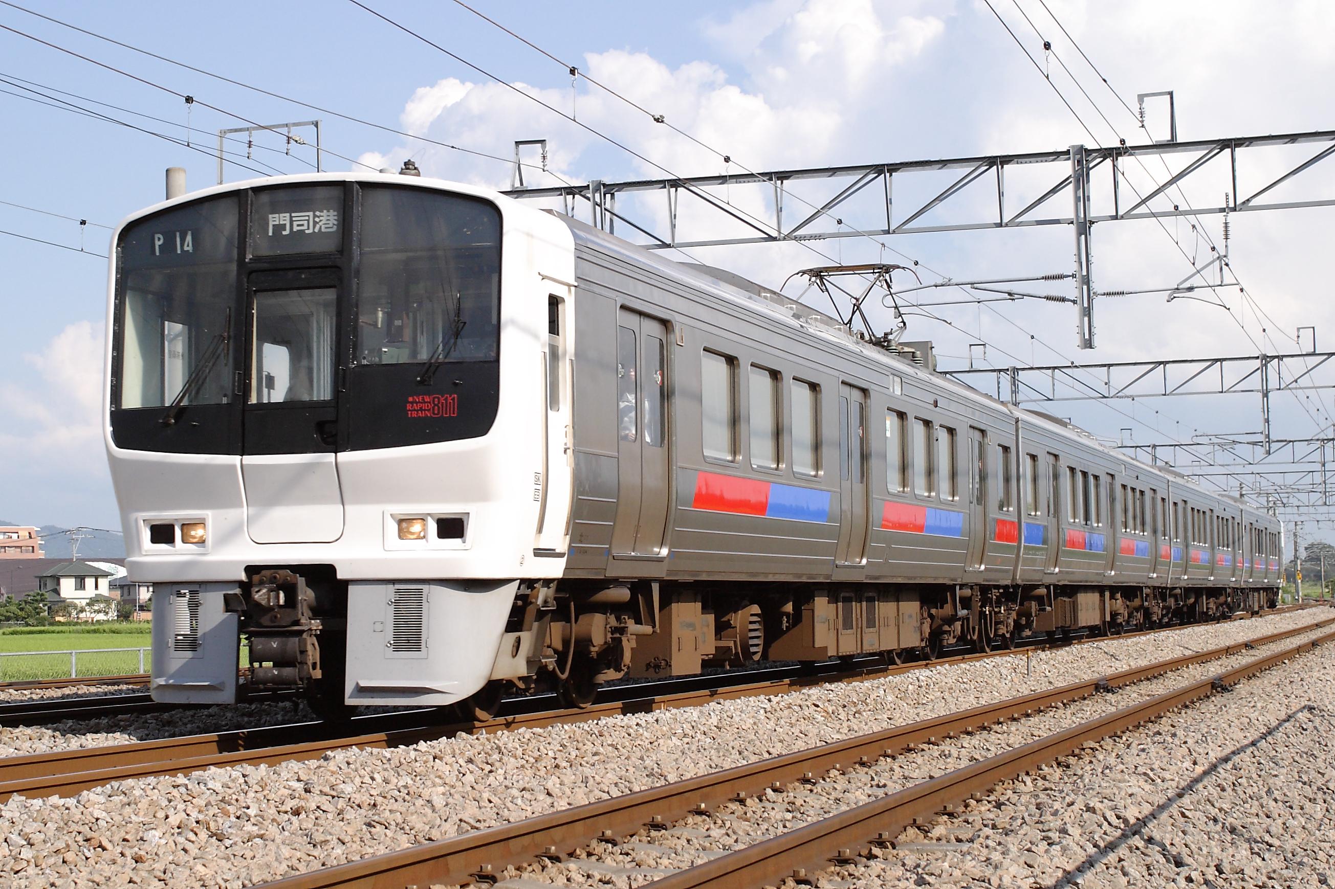 Jr九州: JR九州811系電車