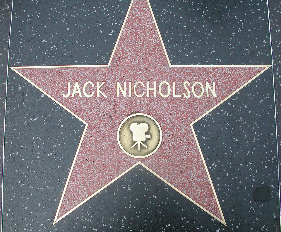 Джек Николсон ушел изкино напенсию