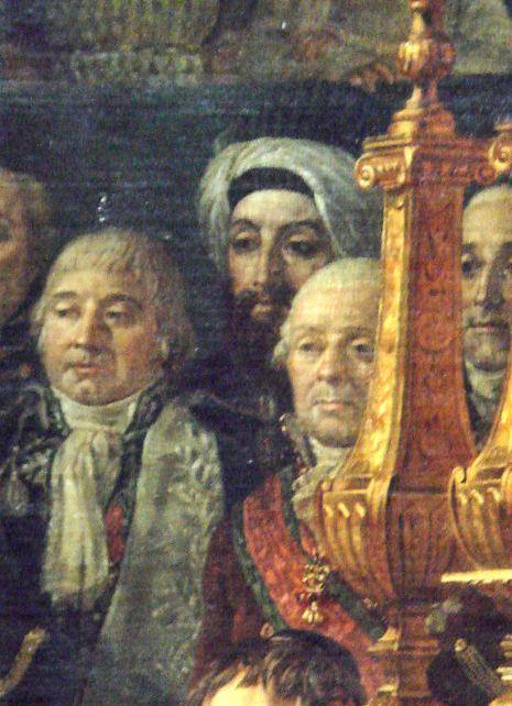 coronation of napoleon painting description essay