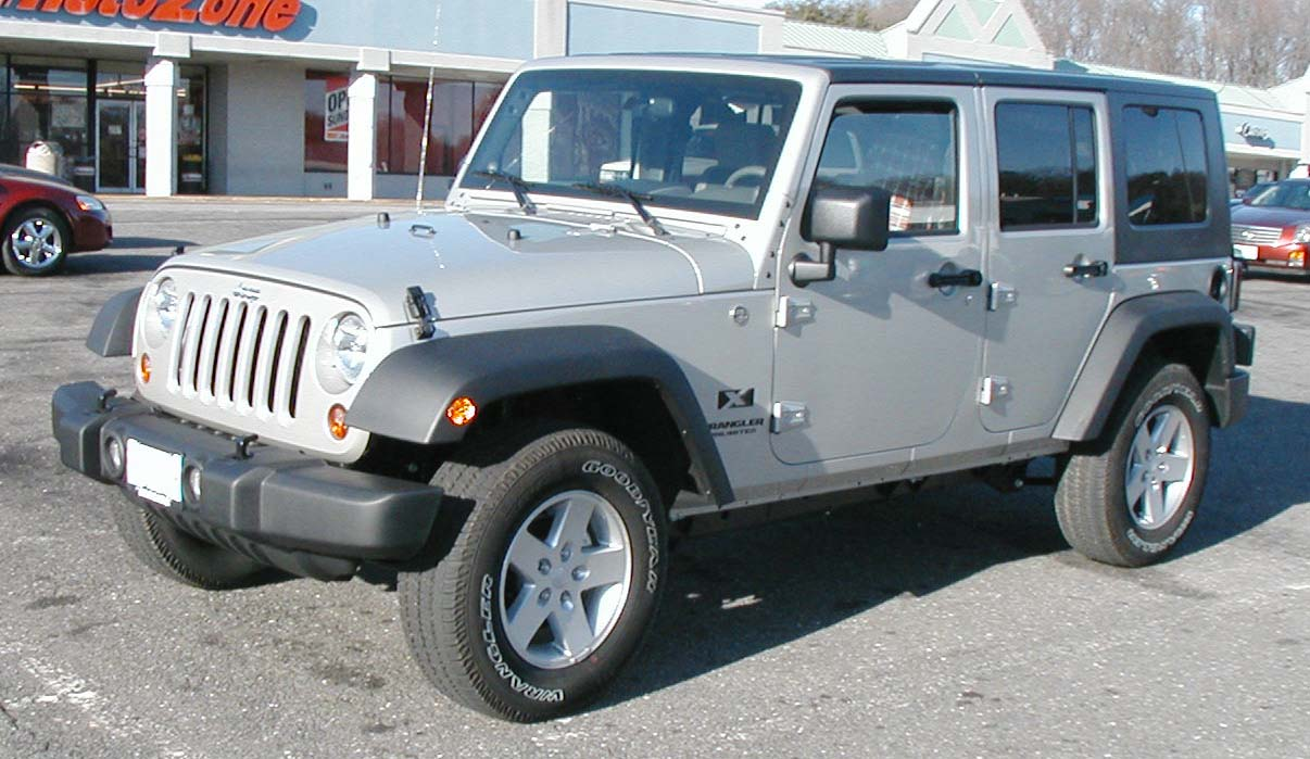 wrangler jeep unlimited information specs pictures