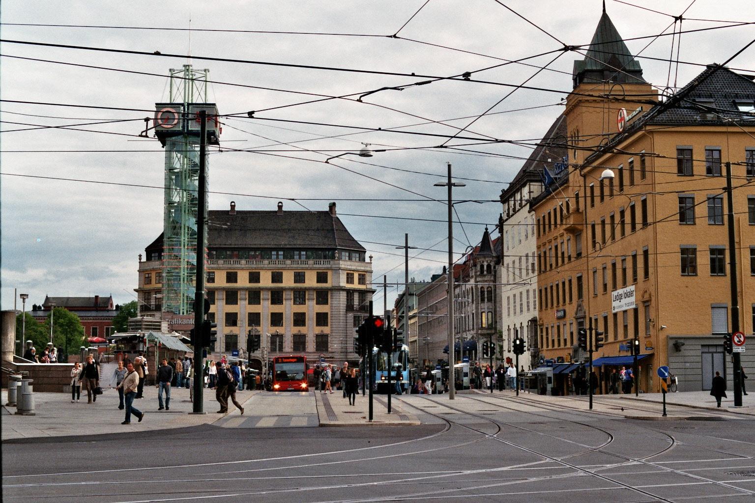 Image result for jernbanetorget oslo