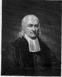 Beginning in 1784, the Rev. Dr. John Henry Livingston (1746–1825) (pictured) initially offered theological instruction to students at his home.