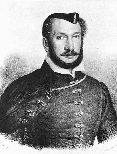 Jósika von Branyicska, Miklós Baron