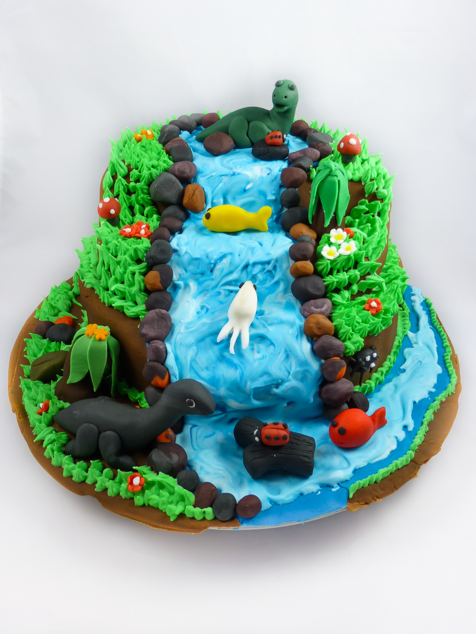 Jurassic Park Birthday Cake Ideas