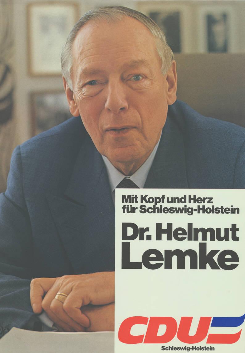 Helmut Lemke Größe