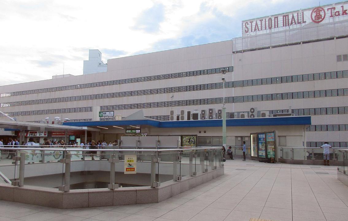 柏駅 - Wikipedia