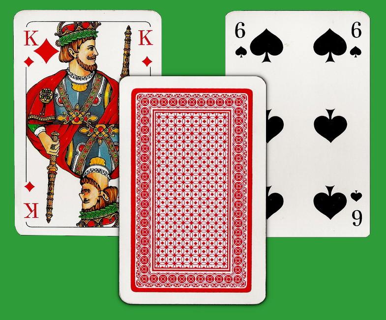 poker rules sheet