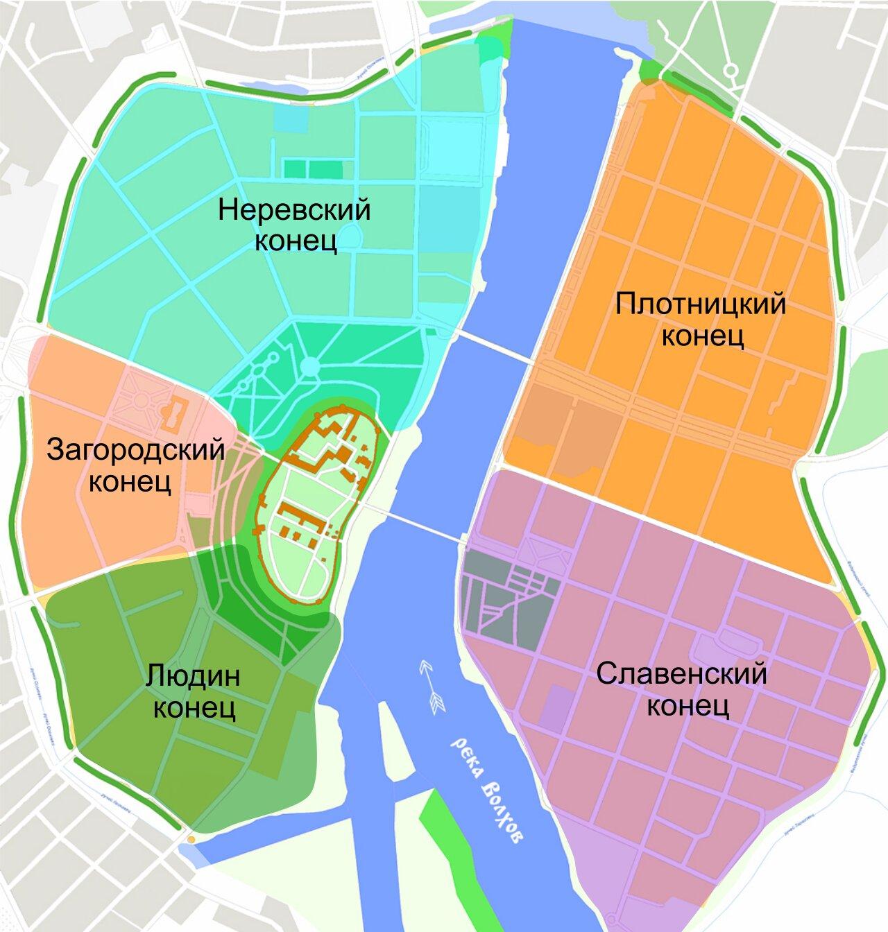 Неревский конец — Википедия