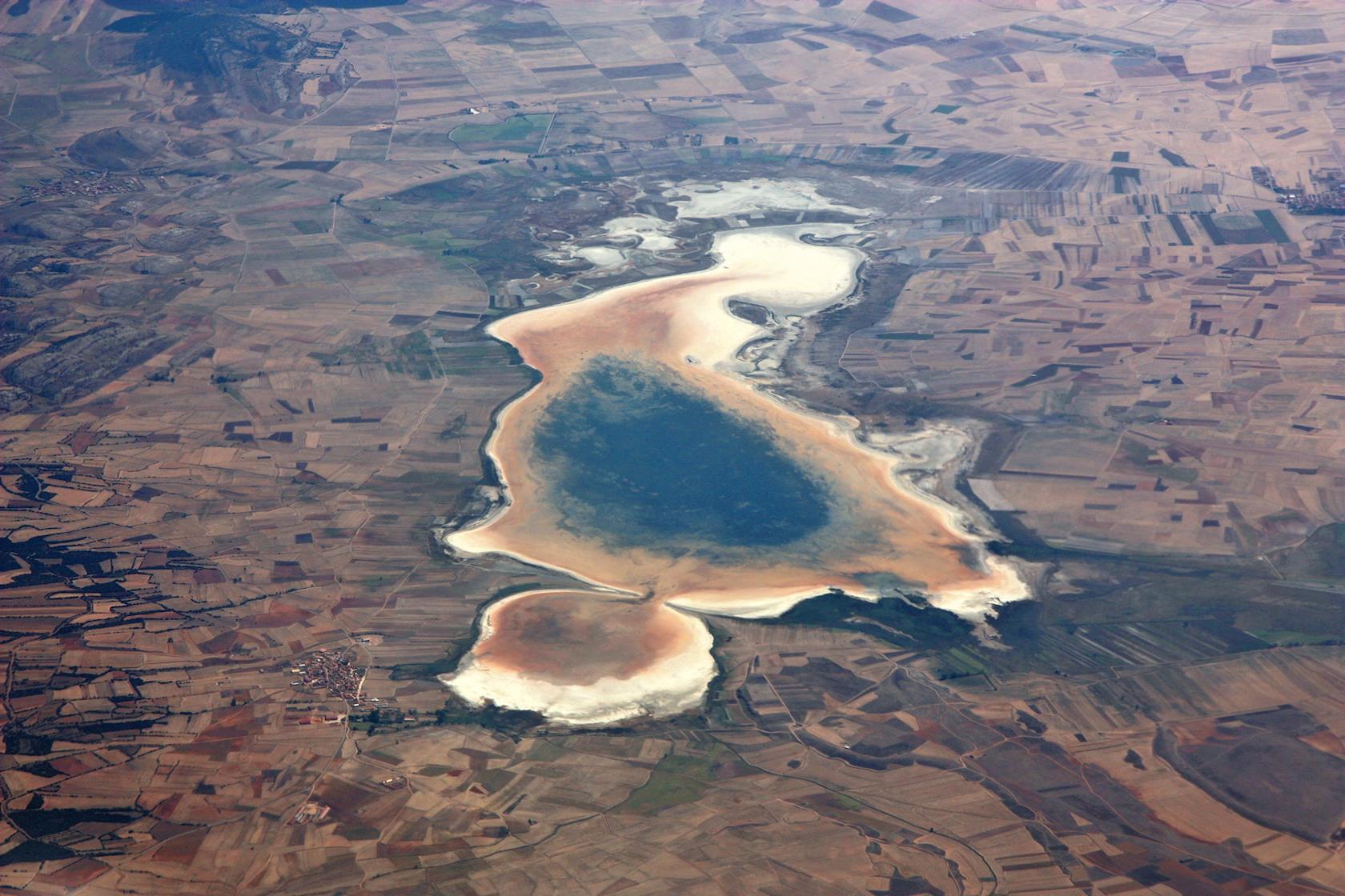 Resultado de imagen de Reserva Natural Dirigida de la Laguna de Gallocanta