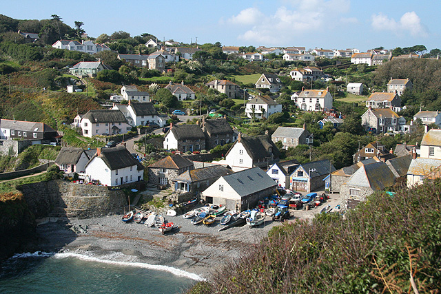 Image Result For Cottages In Cornwall