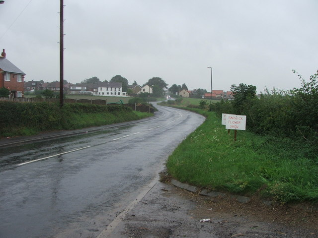 File:Leeds Road, Barwick-in-Elmet. - geograph.org.uk - 231349.jpg