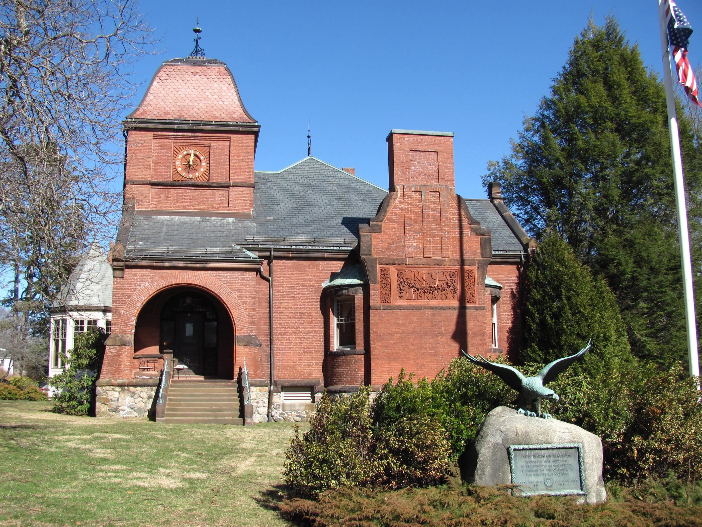 File Lincoln Public Library March 2010 Lincoln Ma Jpg