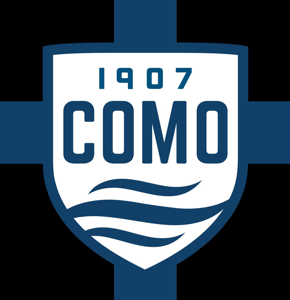 Como 1907 association football club in Italy