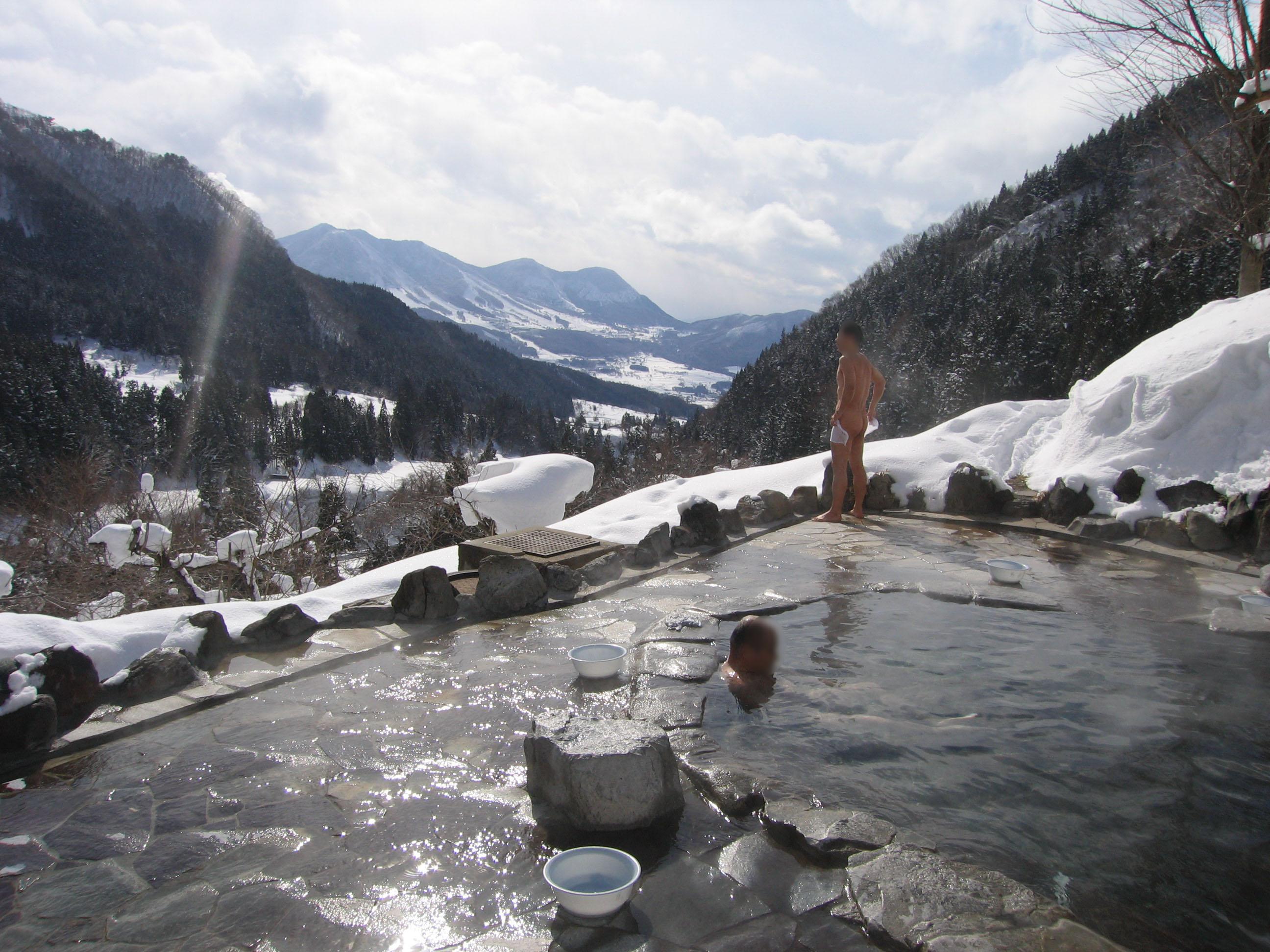 Baños Termales Japon:Onsen Japan