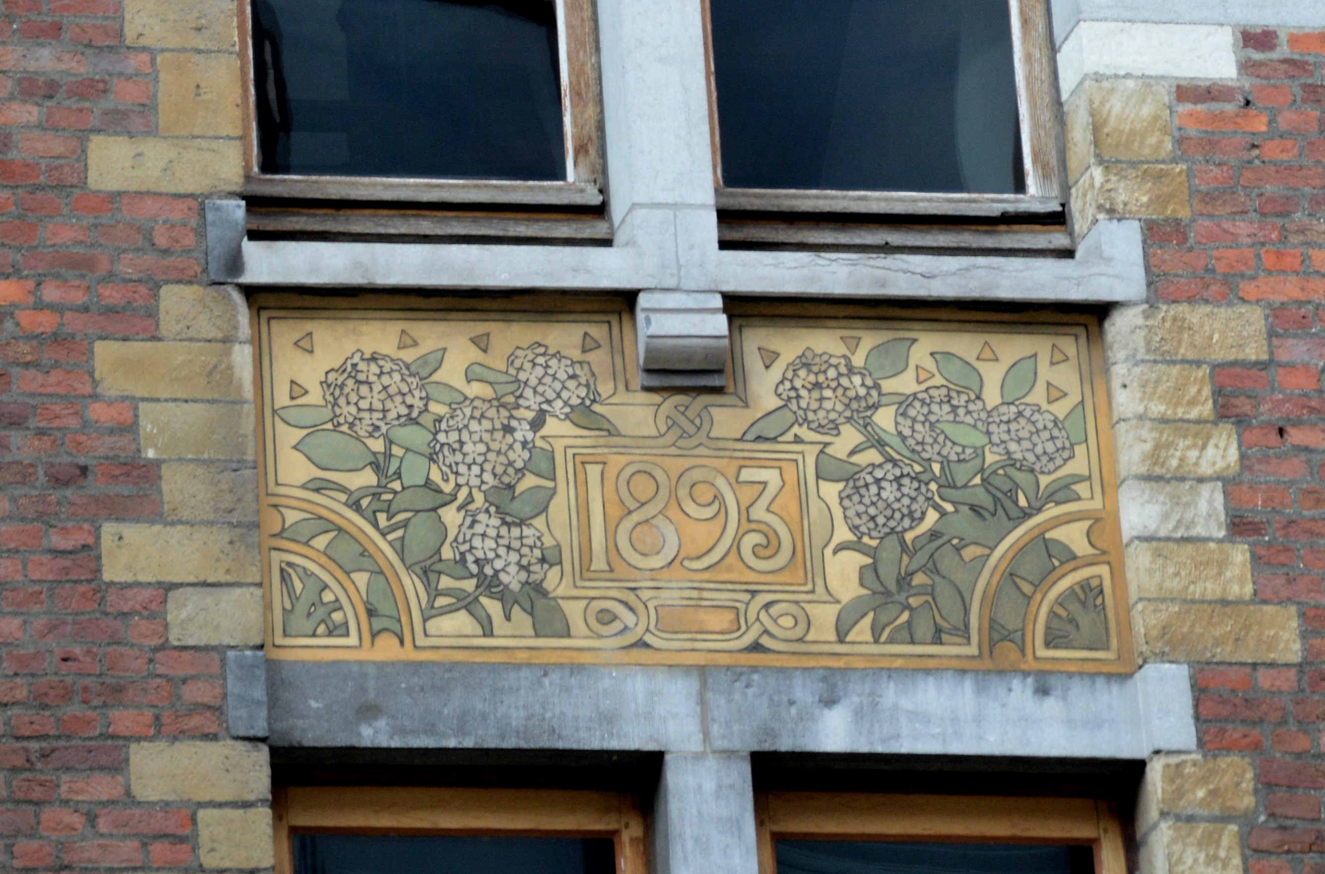 File maison paul hankar rue defacqz sgraffite de la for 7 a la maison wikipedia