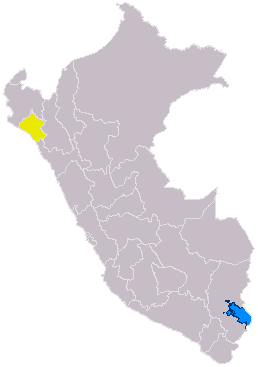 Depiction of Cultura lambayeque