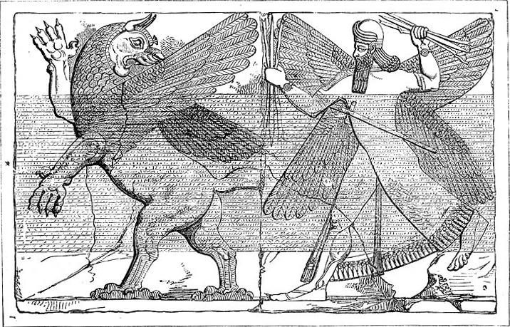 Archivo:Marduks strid med Tiamat.jpg