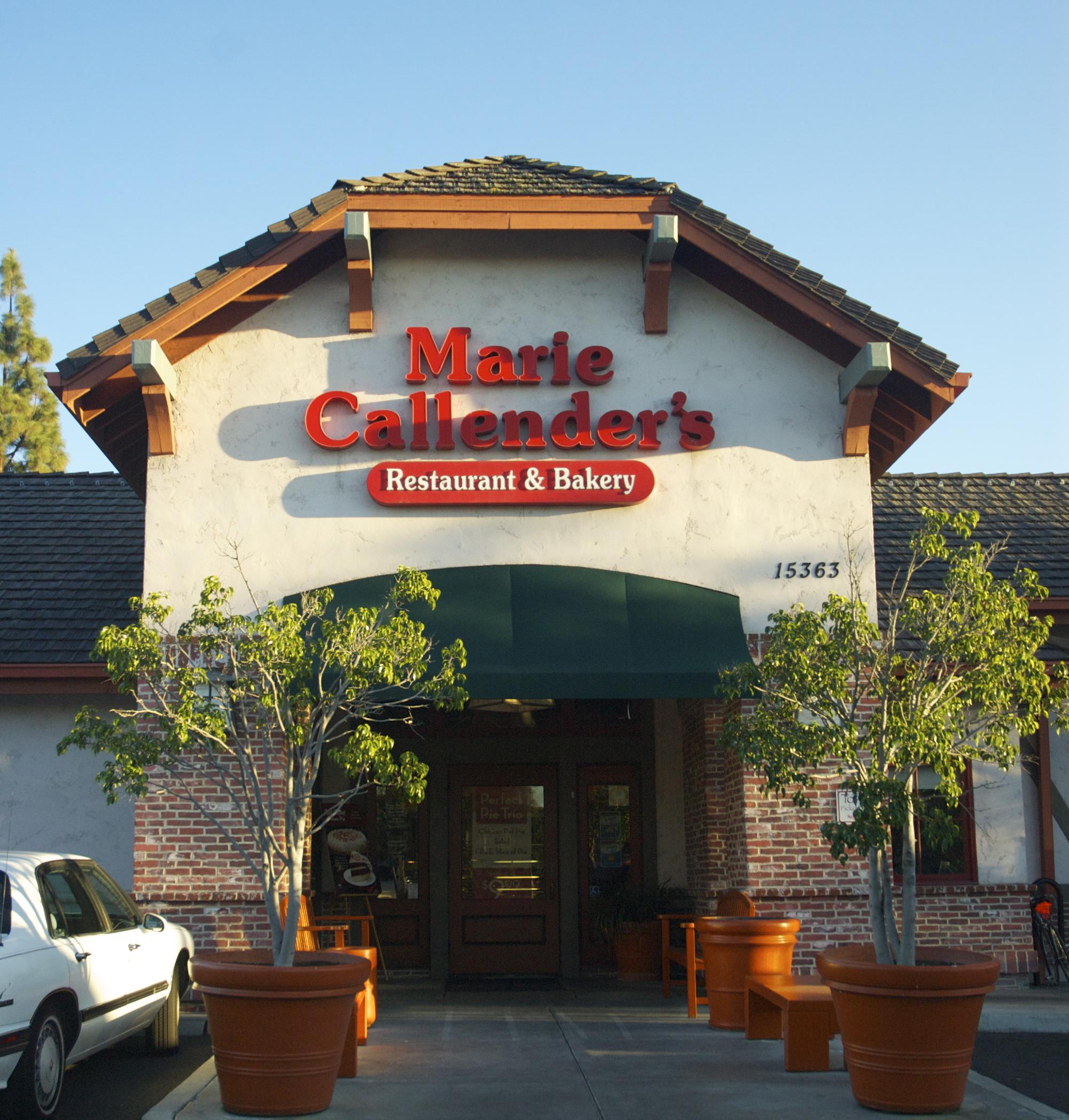 Marie Callender S Restaurant Bakery Lancaster Ca