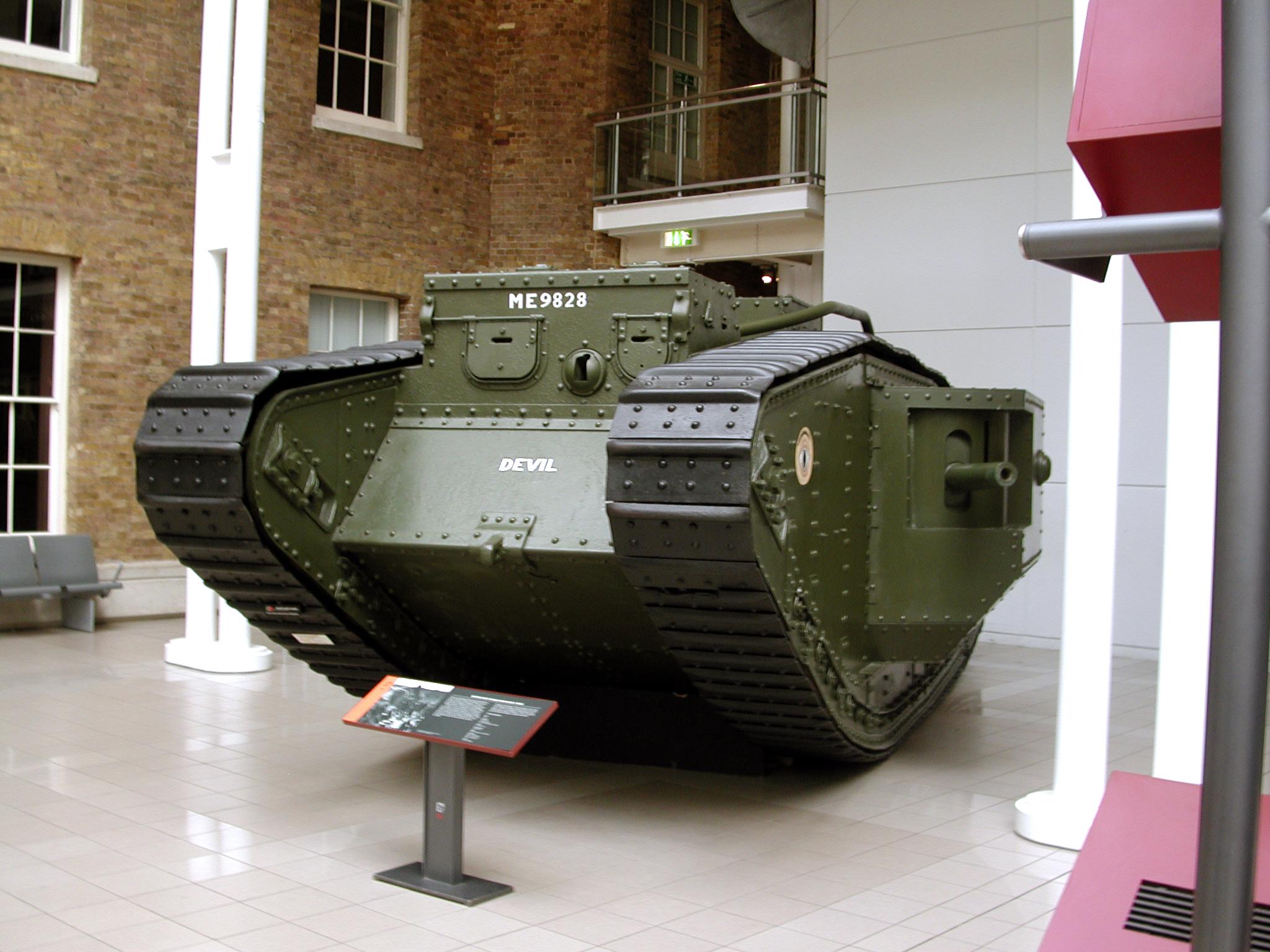Tank Imperial War Museum