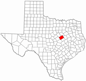 National Register of Historic Places listings in McLennan County, Texas