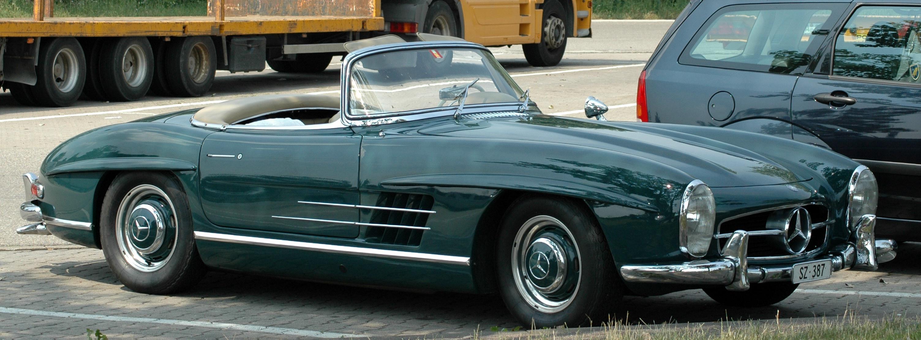 Megapost autos que me gustaria tener y de seguro a ti for Mercedes benz 300s