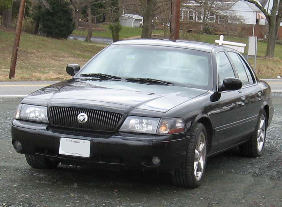 Mercury Marauder (props if you can get a Kenny Brown one)