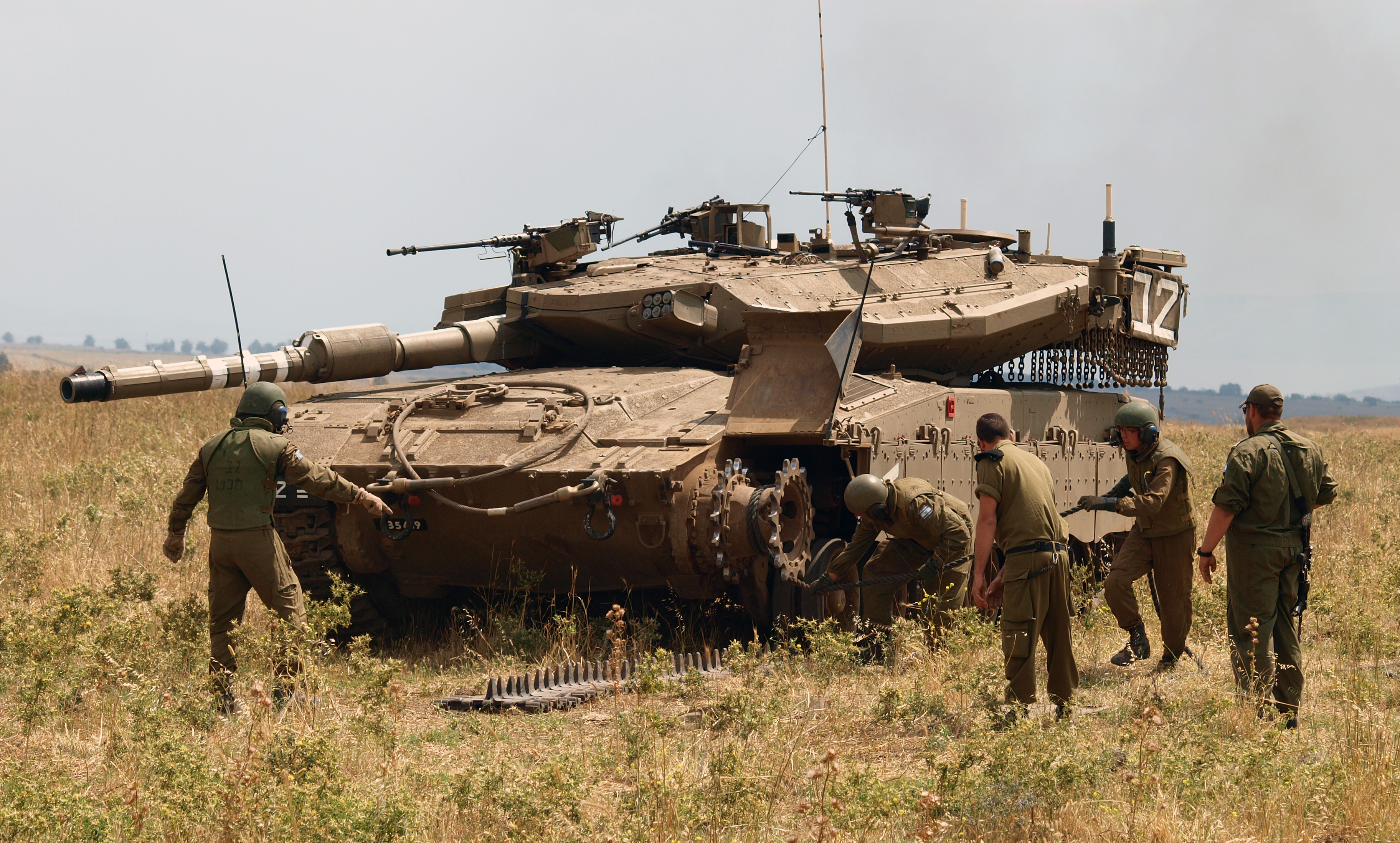 File Merkava Mk Iii Tank Jpg