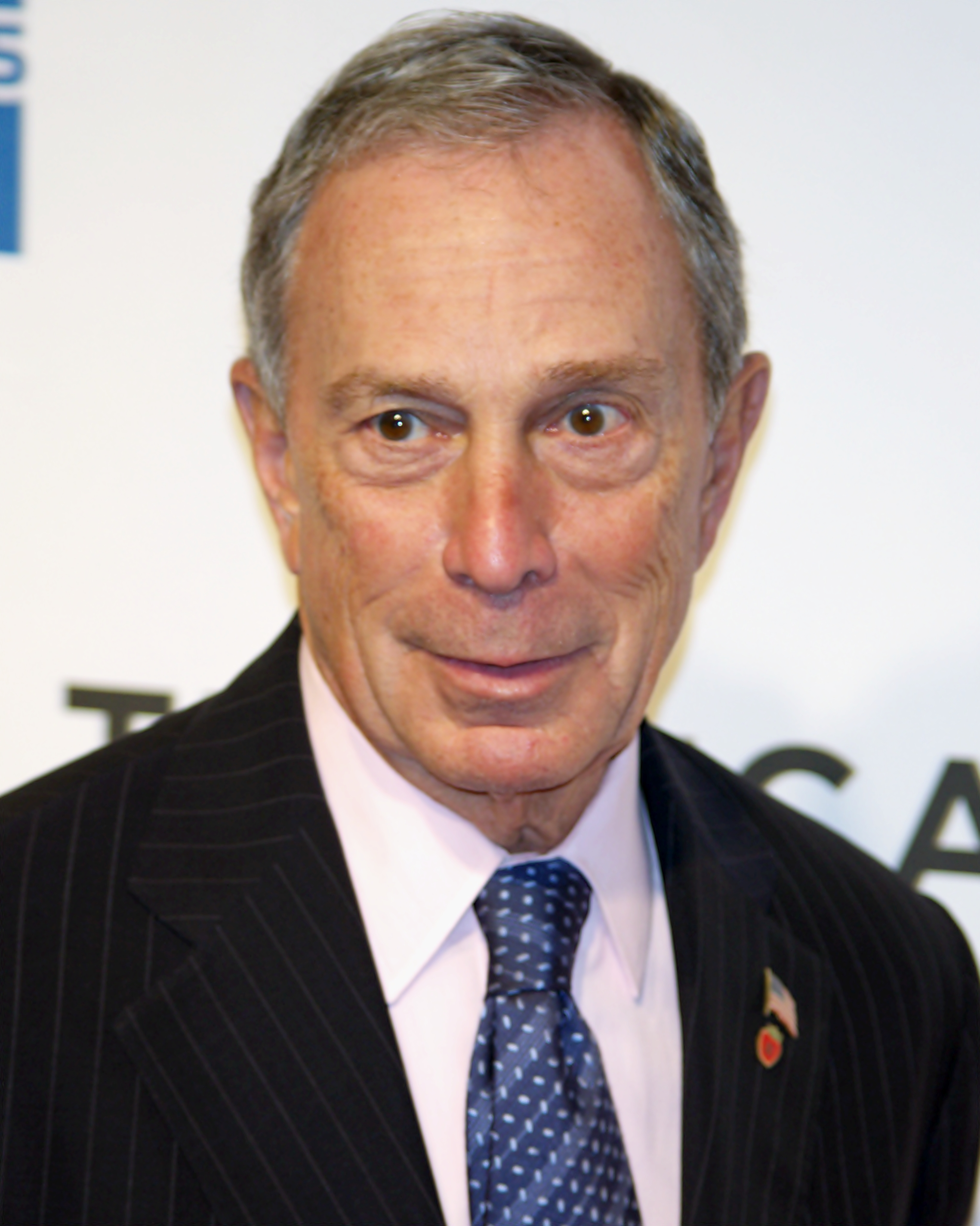 how tall is mike bloomberg