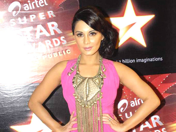 Minissha Lamba at Airtel Star Super Star Awards