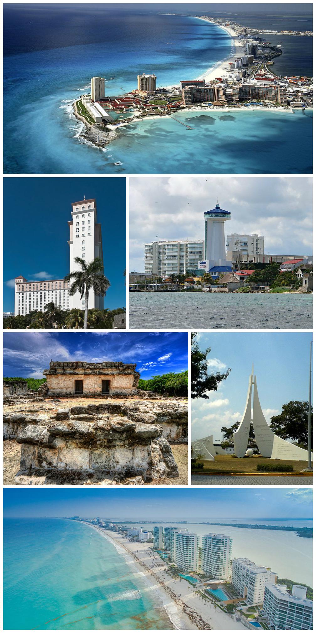 Cancún - Wikipedia, la enciclopedia libre