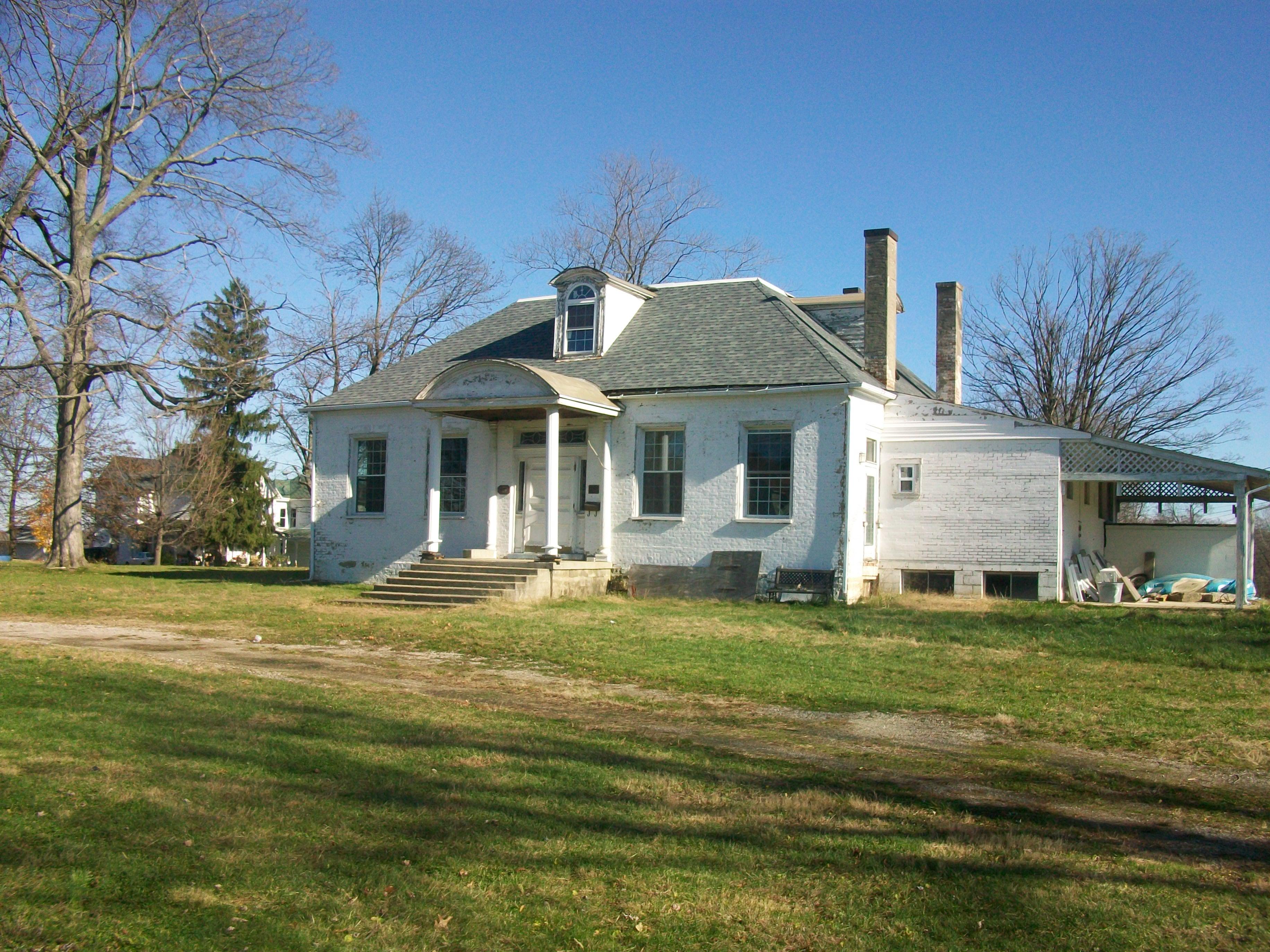 File mother thompson house hillsboro for The thompson house