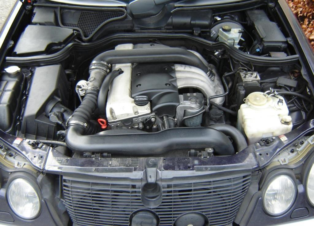 Mercedes-benz om602 - 025e
