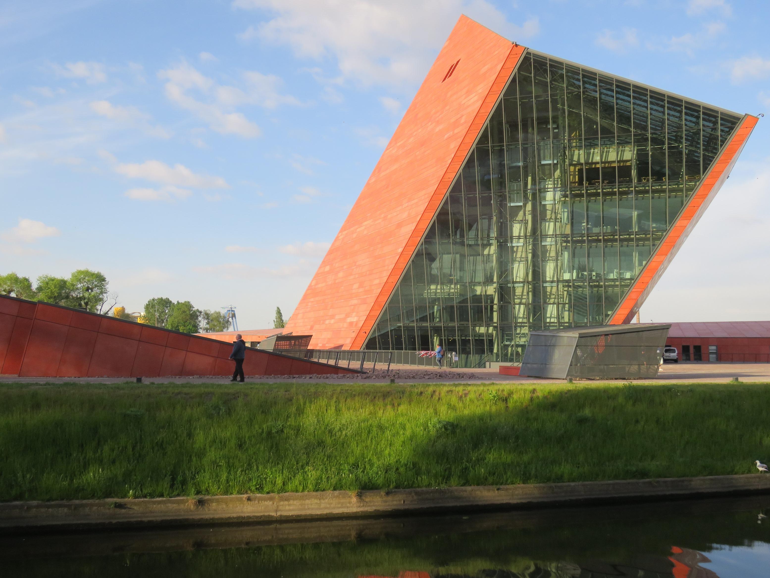 e64656ba55787 Muzeum II Wojny Światowej w Gdańsku – Wikipedia, wolna encyklopedia