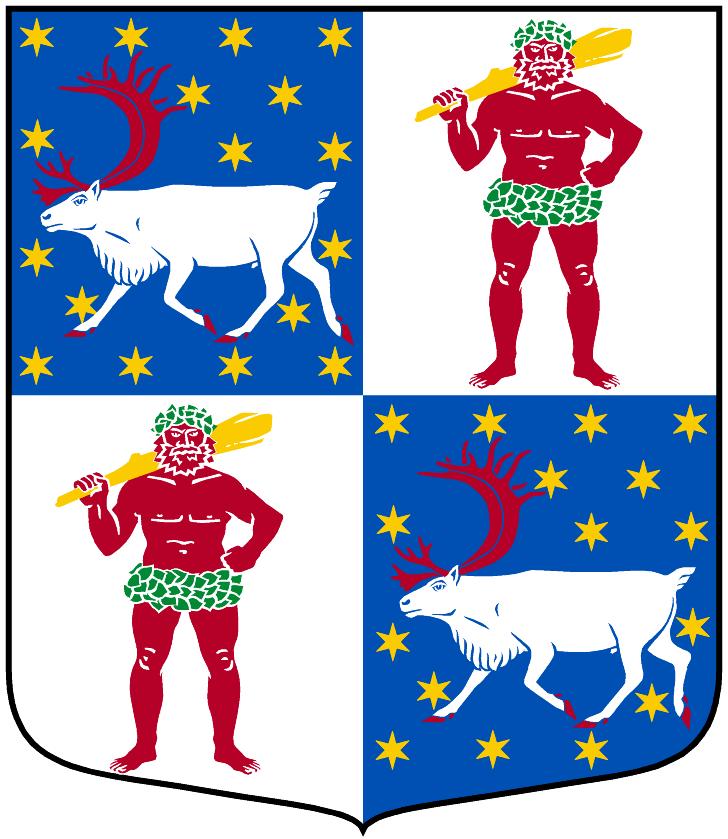 Norrbottens Landskapsvapen Wikiwand