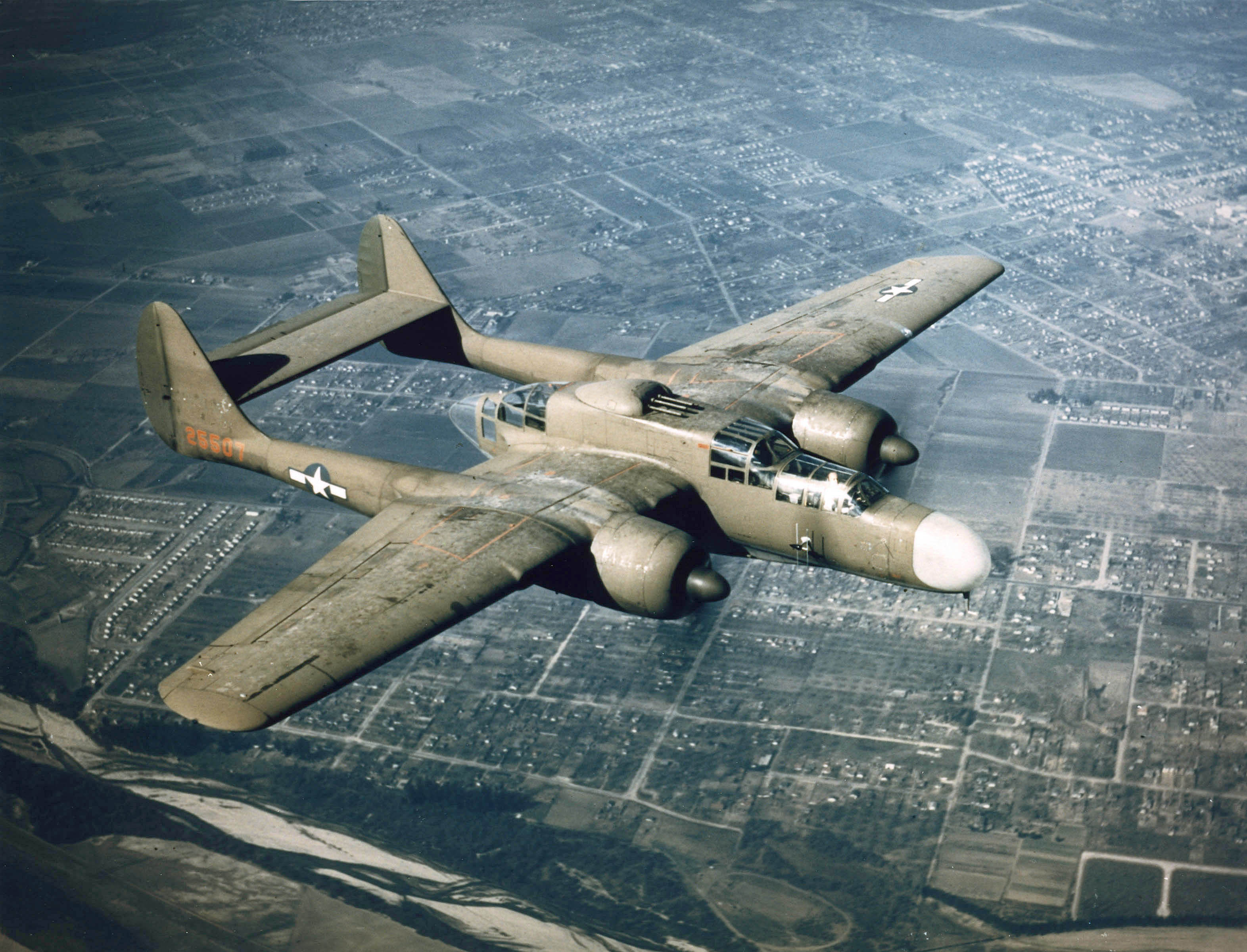 Northrop P-61 Black Widow - Wikipedia