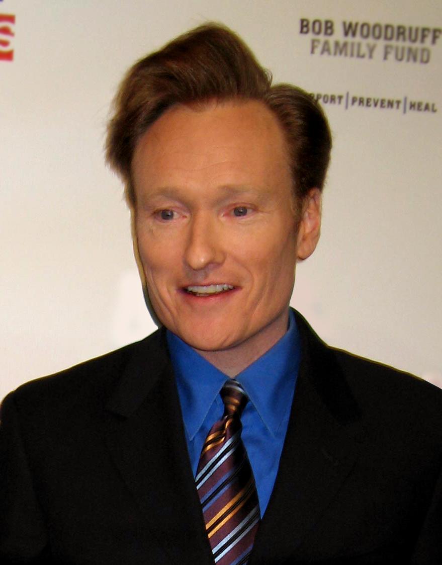 Conan O Brien - Photo Set